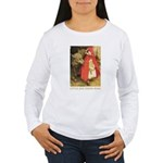 Little Red Riding Hood Women's Long Sleeve T-Shirt