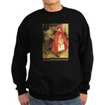 Little Red Riding Hood Sweatshirt (dark)