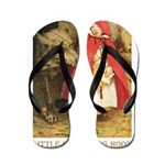 Little Red Riding Hood Flip Flops