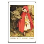 Little Red Riding Hood Banner