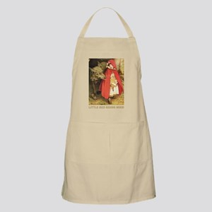 Little Red Riding Hood Apron