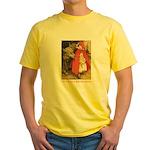 Little Red Riding Hood Yellow T-Shirt
