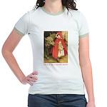 Little Red Riding Hood Jr. Ringer T-Shirt