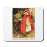 Little Red Riding Hood Mousepad