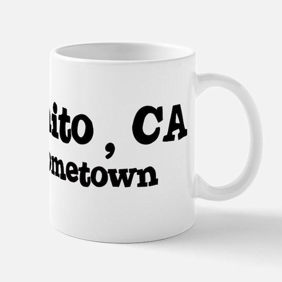 San Benito - hometown Mug