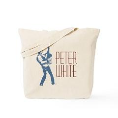 Peter White Design 2 Tote Bag