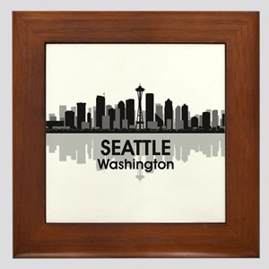 seattle skyline wall art cafepress