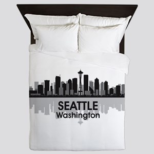 Seattle Queen Duvet