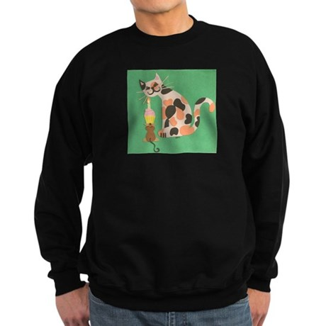 Calico Wishes Sweatshirt (dark)