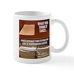 Screenwriting Advice Coffee Mugs