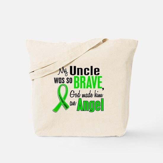 Angel 1 NH Lymphoma Tote Bag