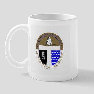 Tulsa Flag Mug