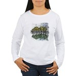 As Above So Below #6 Women's Long Sleeve T-Shirt