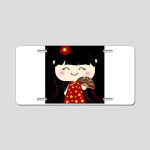 Cute Kawaii Traditional Chinese Girl Squeable Alum