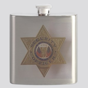 Security7StarBadge Flask