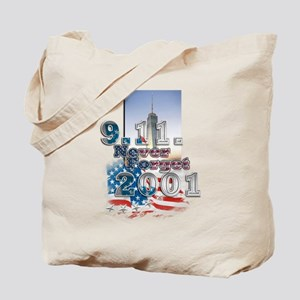 Never Forget: Tote Bag