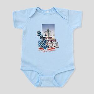 Never Forget: Infant Bodysuit