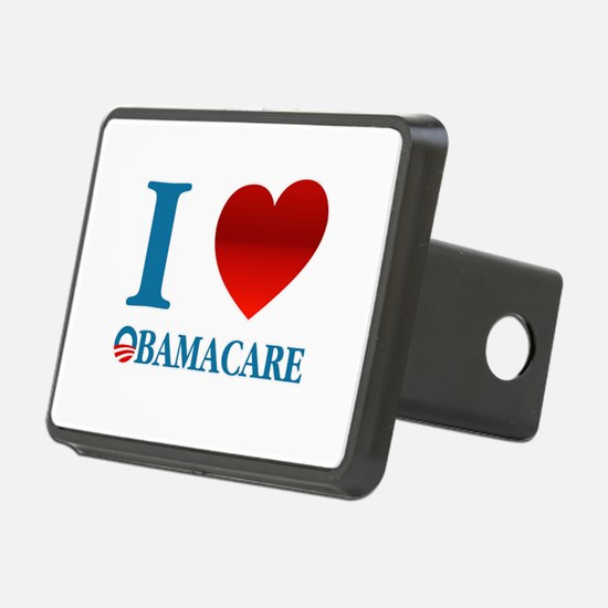I Love Obamacare Hitch Cover