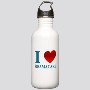 I Love Obamacare Stainless Water Bottle 1.0L