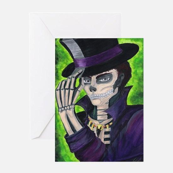 Voodoo Etiquette Greeting Card