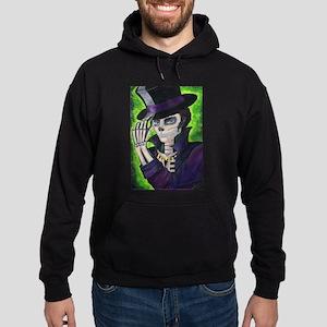 Voodoo Etiquette Hoodie (dark)