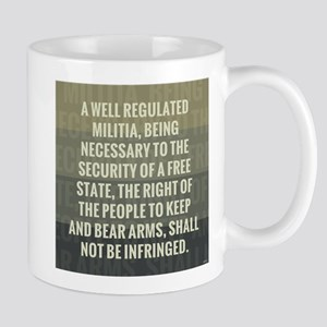 The Second Amendment Mug