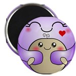 Kawaii Mother and Child Cute Hug Magnet