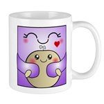 Kawaii Mother and Child Cute Hug Mug