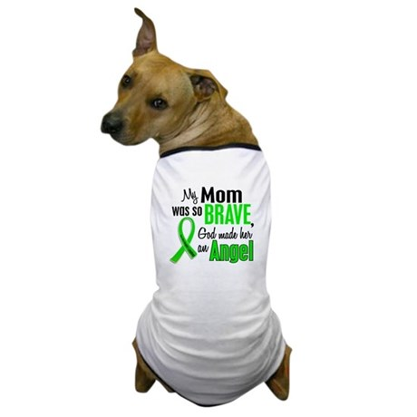 Angel 1 NH Lymphoma Dog T-Shirt