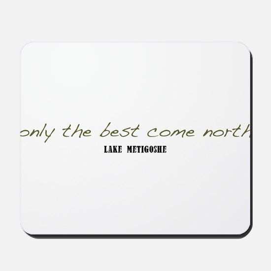 Only the best... Mousepad