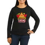 Nacho Women's Long Sleeve Dark T-Shirt