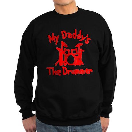 My Daddys The Drummer™ Sweatshirt (dark)