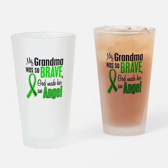 Angel 1 NH Lymphoma Drinking Glass