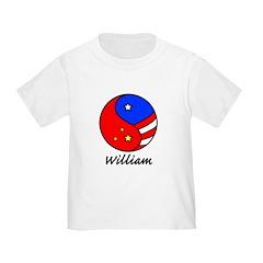 William Yin Yang T