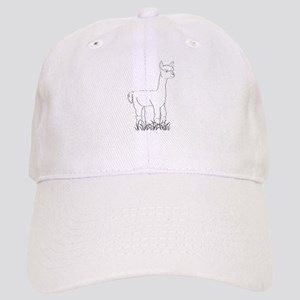 Adorable Alpaca Cap