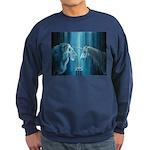 The Lion The Unicorn Sweatshirt (dark)