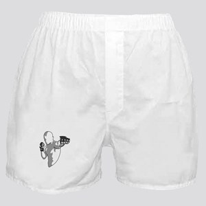 Punch (black) Boxer Shorts