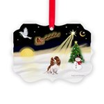 Night Flight/Cavalier #2 Picture Ornament