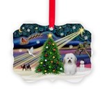 XmasMagic/ Coton Picture Ornament