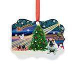 Xmas Magic / EBD Picture Ornament