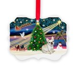 Xmas Magic & FBD Picture Ornament