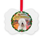 XmasMusic 3/OES #3 Picture Ornament