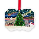 Xmas Magic / Skye Terri Picture Ornament