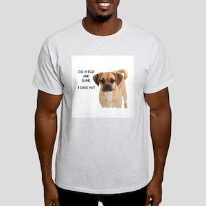 Lola Blinking Ash Grey T-Shirt