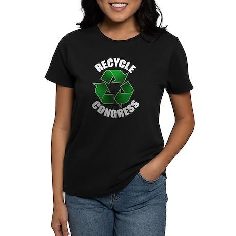 Recycle Congress Women's Dark T-Shirt