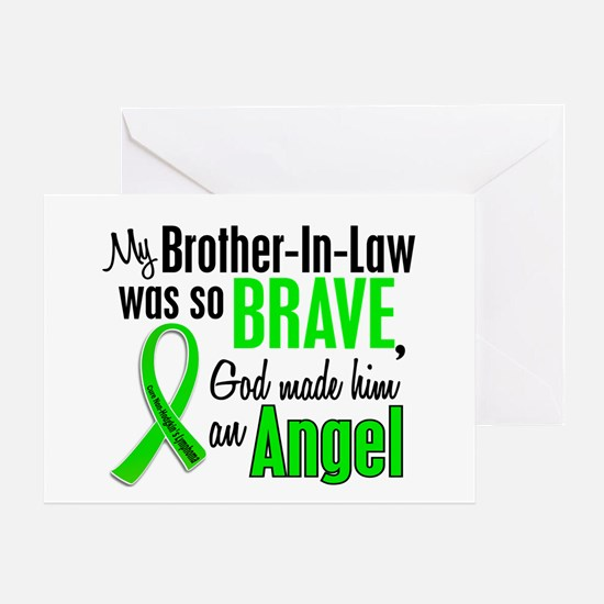 Angel 1 NH Lymphoma Greeting Card