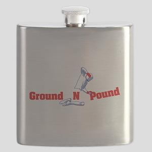 Ground n Pound Flask