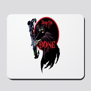 Reap the Bone Mousepad