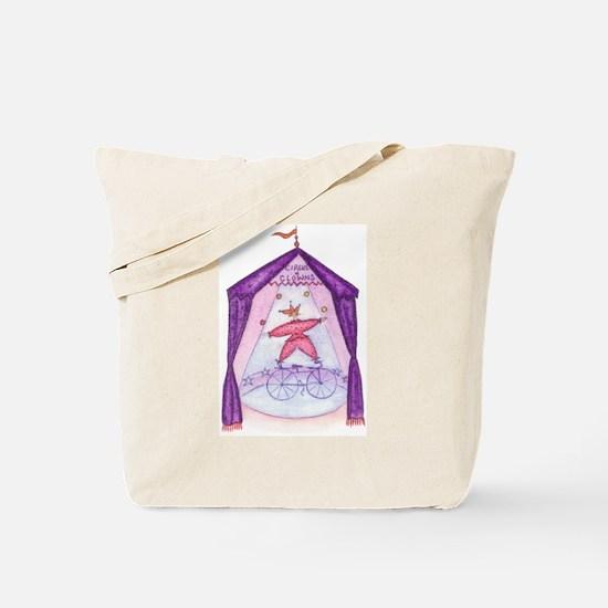 Circus juggler - Tote Bag