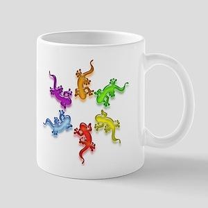 Gecko Colors Mug